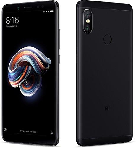 Xiaomi Redmi Note 5 3GB RAM + 32GB ROM, Dual Camera, Unlocked Smartphone - International Version