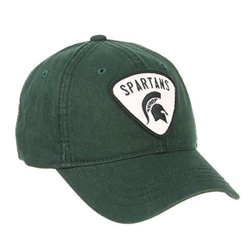 - Michigan State Spartans Official NCAA Strummer Adjustable Hat Cap by Zephyr 695418