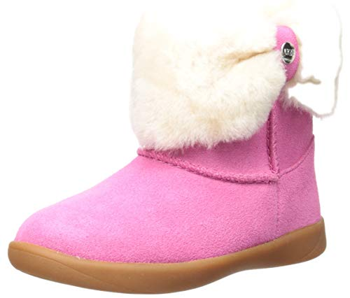UGG Girls' T Ramona Fashion Boot, Pink Azalea, 12 M for sale  Delivered anywhere in USA