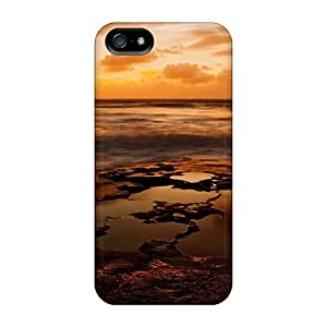 New Arrival Burnt Sky For Iphone 5/5s Case Cover