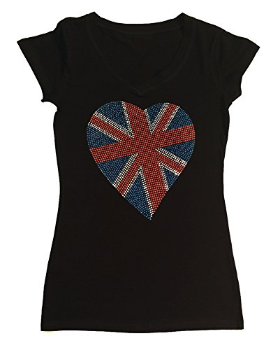 Flag Womens Cap Sleeve T-shirt (Women's T-shirt with