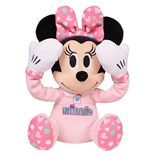 (Disney Baby Minnie Mouse Peek-A-Boo Talking 10