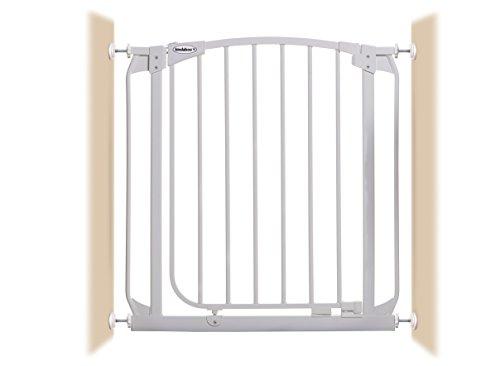 Bindaboo Hallway Pet Gate, Swing Closed, (Bindaboo Pet Gate Extension)