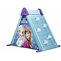 FEBER - Casita Play & Fold 3 en 1 Frozen (Famosa 800011819)