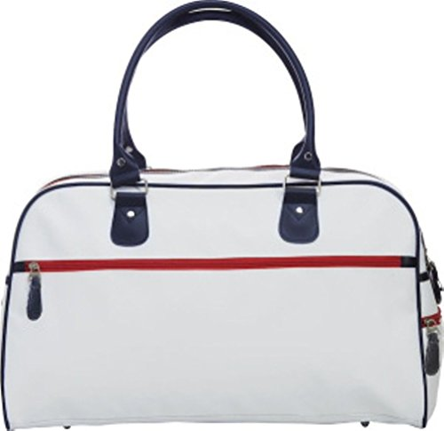 Borsa Weekend Bag da donna - Colore bianco