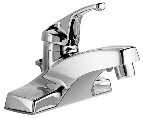 - American Standard 2175500.002 Colony Single-Control Lavatory Faucet with pop-up drain, Chrome