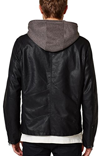 Negro Esprit para 001 Chaqueta Hombre Black gftwzxqf