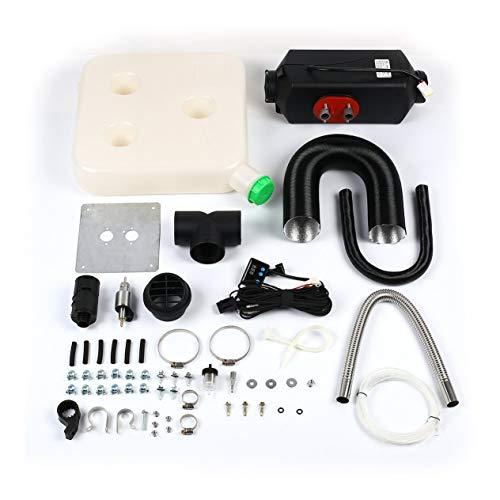 Air Parking Heater Planar, Durable Black 12V 5000W Car Heater Low Emissions...