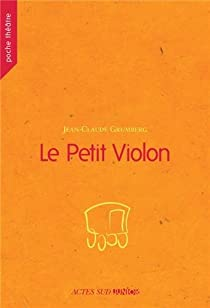 Le Petit Violon par Grumberg
