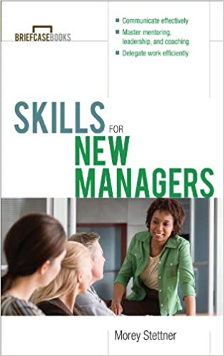 Amazon com: Skills for New Managers (Briefcase Books Series