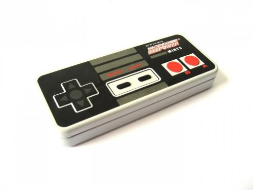 Nintendo Power Controller Tin with Mints ()