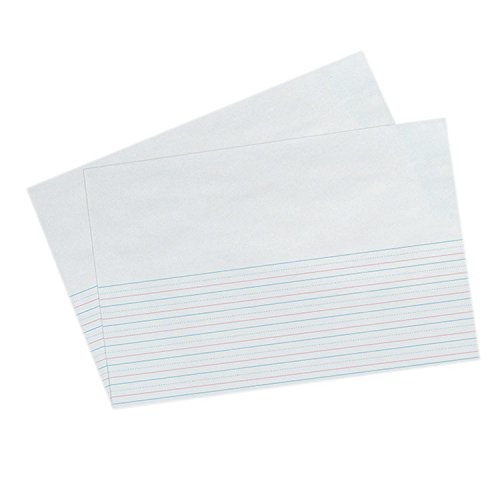 Pacon PACZP2694 Zaner-Bloser Picture Story Paper, 10.5