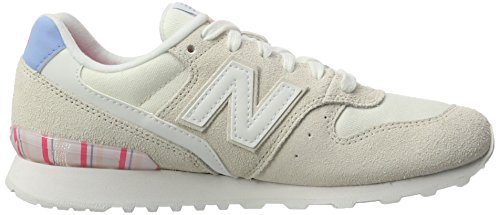 Balance Sneaker Damen White Weiß Wr996 New SqOdwBq