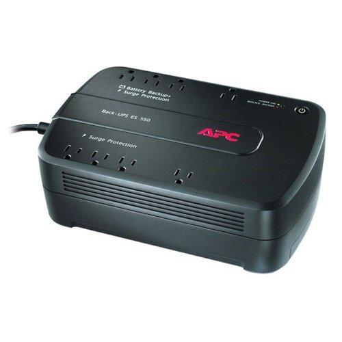 APC BE550G ES 550VA 120V 8 Output UPS