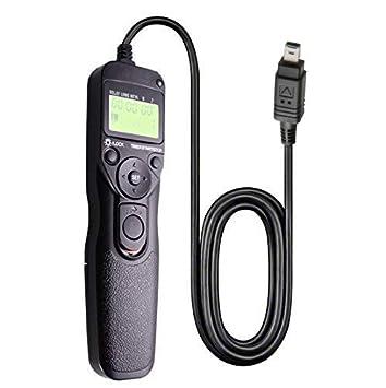 D7500 Disparador de cable de conexión en espiral DC2 para NIKON D7200