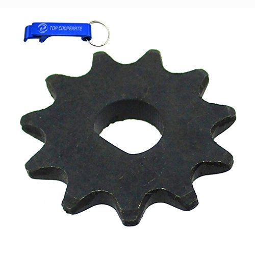 Motor Sprocket Tooth (TC-Motor Electric Scooter 11 Tooth 8mm Sprocket For 25H Chain Motor Pinion Gear MY1020 Motor (1))