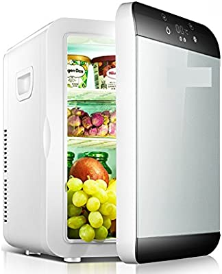 Compra SL&BX Moderno Mini refrigerador, 6l Mini Dormitorio pequeño ...
