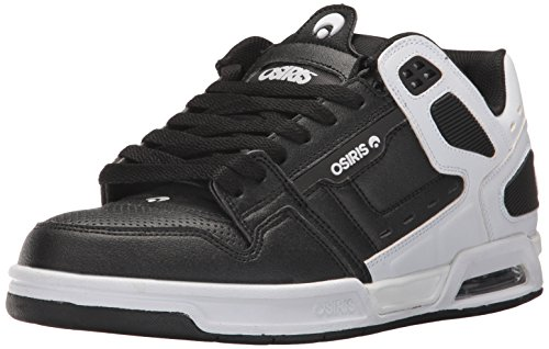 OSIRIS Shoes PERIL White Black White Black