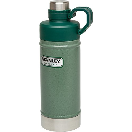 Stanley Classic Vacuum Water Bottle Hammertone Green 18