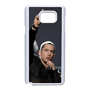 Samsung Galaxy Note 5 Cell Phone Case White Eminem SF8589491