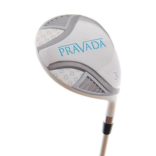 New Tommy Armour TA-26 Pravada Ladies 3-Wood Graphite RH +HC by Tommy Armour