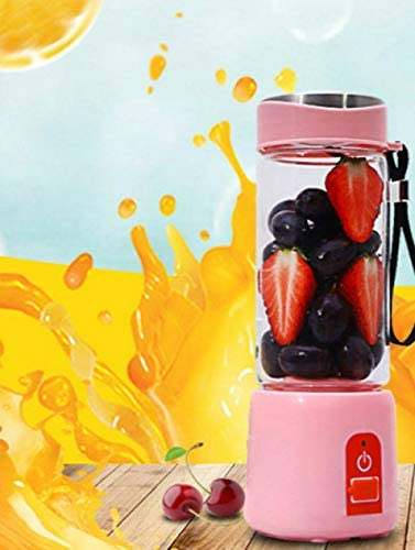 Portable Electric Juicer Blender Usb Mini Fruit Mixers Juicers Fruit Extractors Food Milkshake Multifunción Juice Maker Machine