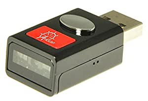 Arkscan Ecom Series ES201 Super Mini Multi Functional USB Barcode Scanner High Speed