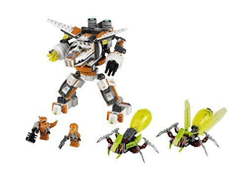 LEGO® GALAXY SQUAD® CLS-89 Eradicator Mech with Two Minifigures | 70707