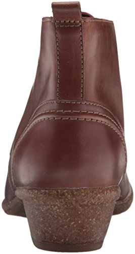 CLARKS Women's Wilrose Sage Ankle Bootie Brown Oiled Nubuck amazon outlet locations online cheap sale websites online cheap authentic OteCI