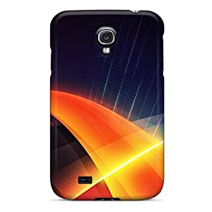Fashionable Style Case Cover Skin For Galaxy S4- Abstract