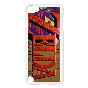 iPod Touch 5 Case White The Legend of Zelda Ocarina of Time Hgykw
