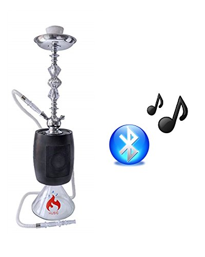 3 hose hookah set with everything - 3