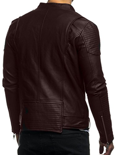 Nelson Leif Uomo Nelson Leif Giacca Bordeaux drS4dyg