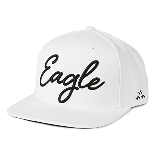 Birds of Condor Golf Eagle 3D Embroidery Snapback Cap Condor Bird