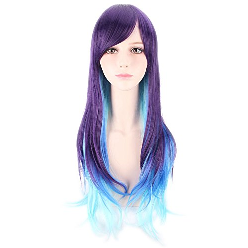TINYUNICORN Women Short Full Hair Wig for Women Kanekalon Natural Hair Wigs (Madeline Costume For Adults)