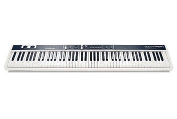 Studiologic Numa Compact - Teclado MIDI: Amazon.es: Instrumentos musicales