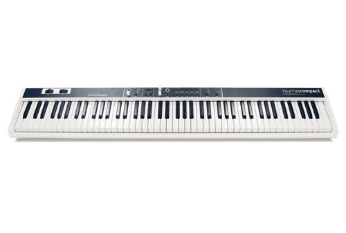 Studiologic NumaCompact 88-Key, 10-Sound Piano Controller Keyboard by Studiologic