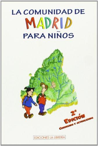 COMUNIDAD DE MADRID PARA NI¥OS LIBRERI