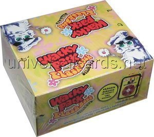 (Topps Wacky Packages Flashback Stickers Box of 24 by topps)