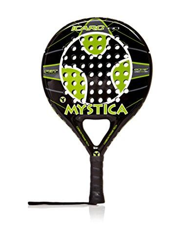 Mystica Pala Icaro Pro Negro/Verde Unica: Amazon.es: Deportes y ...