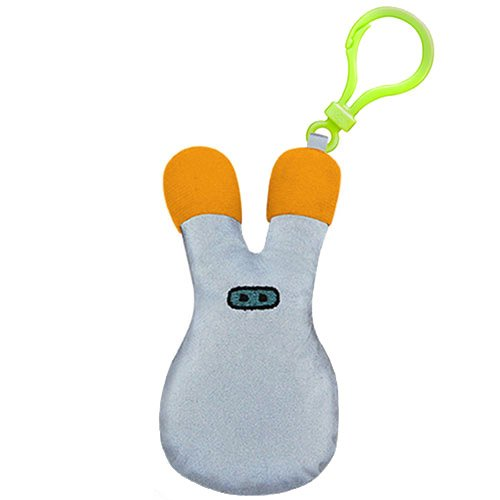 ZoLi Reflectoid Reflective Key Chain Bunny A-KS12RFBU01
