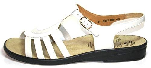 Ganter - Sandalias de Vestir Mujer Blanco - Blanc - offwhite/weiss