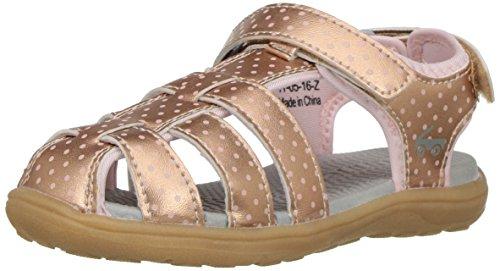 See Kai Run Kids' Paley Rose Gold Water Shoe