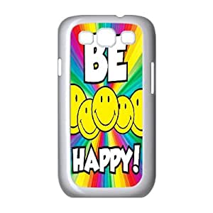 Wlicke Emoji Customised Durable samsung galaxy s3 i9300 Case, High Quality Protective Phone Case for samsung galaxy s3 i9300 with Emoji