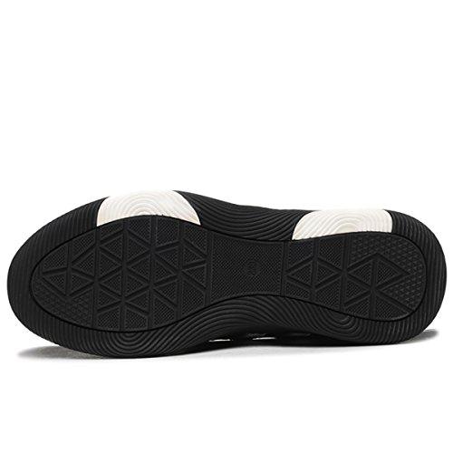Dames Sneakers Ultra Lichtgewicht Ademende Sportschoenen Voor Atletisch Atletisch Zwart