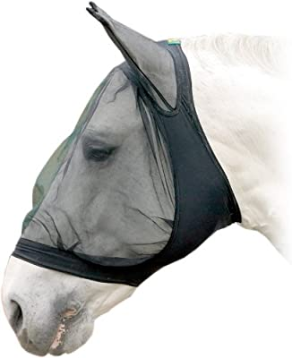 USG Horse Fly Veil with Ear Protectors Size Pony ***HALF RRP***