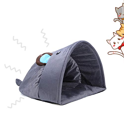 STAJOY Cat Cave Bed for Small and Medium Cats Kittens/