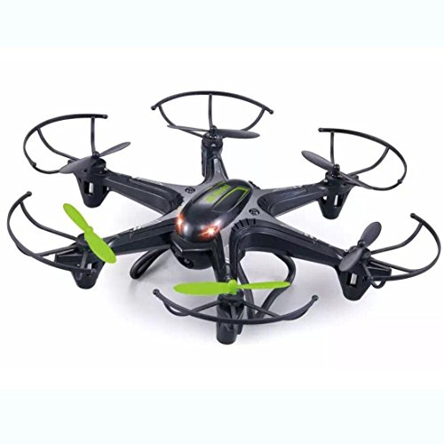 WensLTD Gift! 4-Channel 6-Axis SK D22 2.4GHz RC Quadcopter Drone for Kids Adults by WensLTD