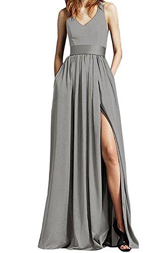 A Linie of Beauty the Silber Kleid Leader Damen caq1cF
