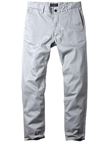 Slim Argenté Argent Gris Pantalon 8050 Pour Match gris Homme xvZ7EE